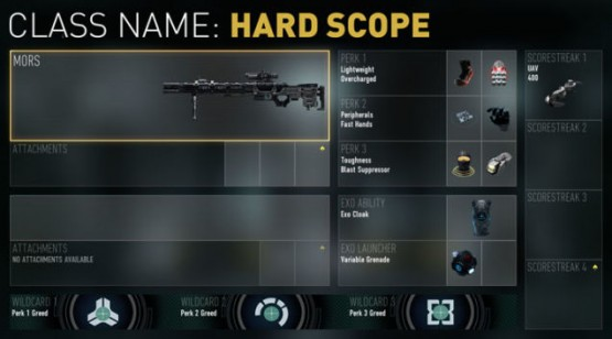 hard scope