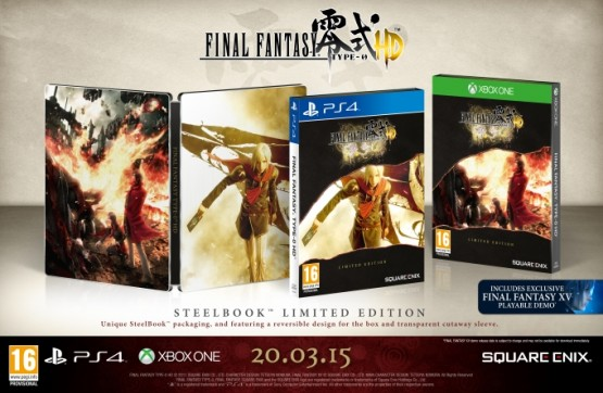 Final Fantasy Type0  Wikipedia