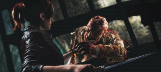 Resident Evil Revelations 2 Enemy
