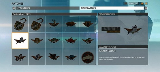 Battlefield Hardline Premium Subscriber Patch