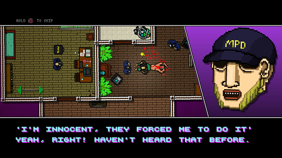 Hotline Miami 2 review 1
