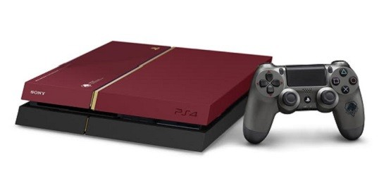 Metal Gear PS4 Console