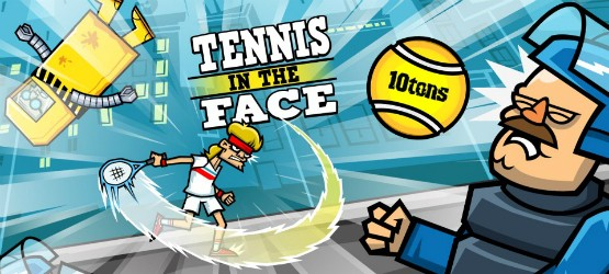 Thumb - Tennis in the Face