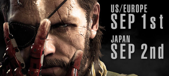 "Shop Advertises MGSV as ""A Hideo Kojima Game"""