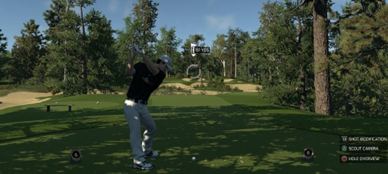 how to play tiger woods on ps4