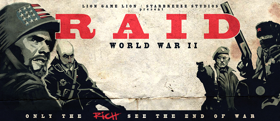 raid world war
