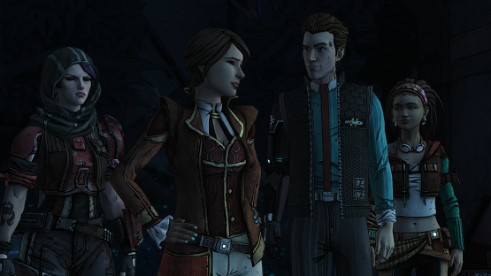 Review Tales from the Borderlands1
