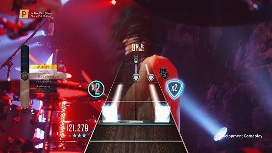 guitar hero live PS