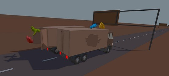 Gang Beasts Screen