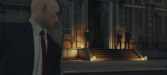Hitman gamescom screen