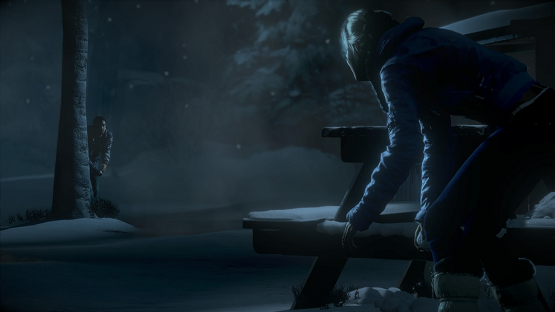 Until Dawn Review 4