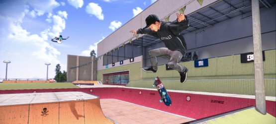 tonyhawksproskater5screenshotnewlook2
