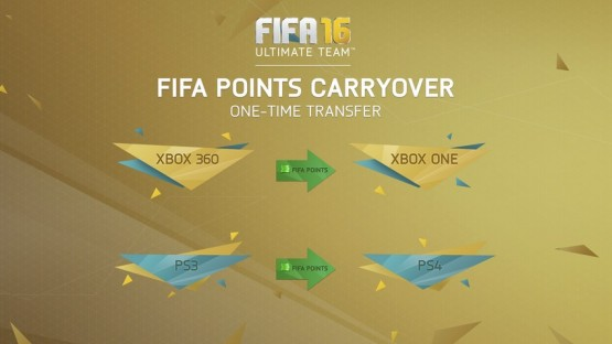 One Time Transfer FIFA 16