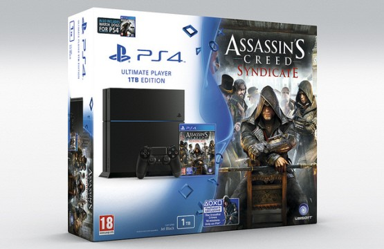 ps4bundleassassinscreedsyndicate
