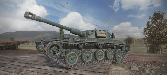 World of Tanks PS4 Preview