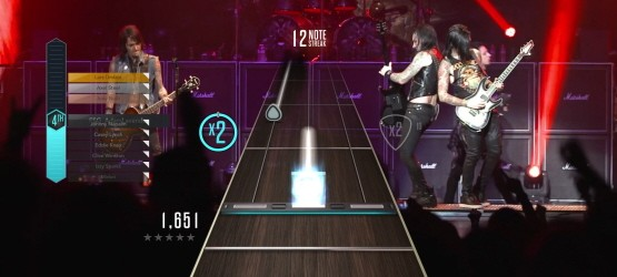 guitarherolivescreenshotblackveil