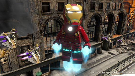 lego marvel avengers preview