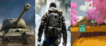 Catch Up Division PS Plus Feb16 header
