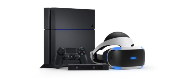 Sony Won't Offer a PS4 and PlayStation VR Bundle This Year