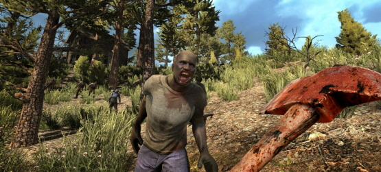 Survival game 7 days to die ps4 xbox one release in june for Cocinar en 7 days to die ps4