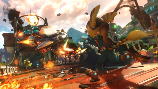 Ratchet and Clank review 116