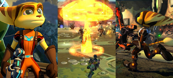 Ranking the Best Ratchet and Clank Game and the Worst