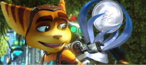 Ratchet and Clank ps4 trophy tips guide platinum
