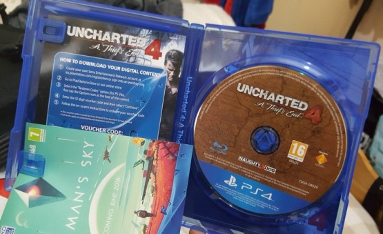 uncharted4earlyretailcopy