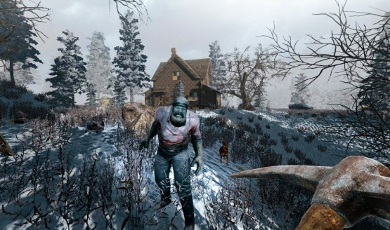 7 Days to Die Update 1.07 Today on PS4 & Xbox One Includes Fixes, Distant Terrain Option