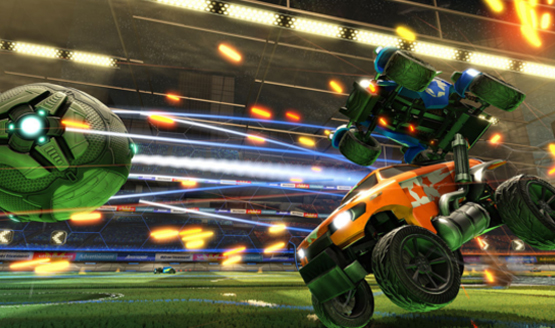 "Psyonix: Rocket League Cross-Platform Play ""Not That Difficult"" to Establish"