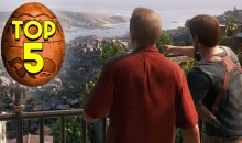 Top 5 Uncharted Easter Eggs Header