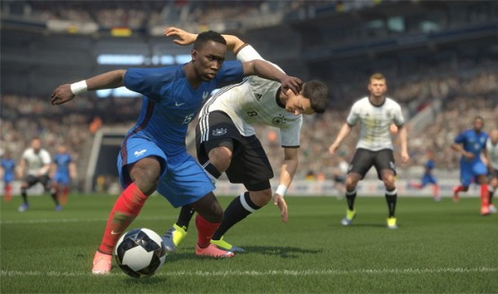 Konami announced today that Pro Evolution Soccer 2017 is coming to  PlayStation 4, PlayStation 3, Xbox One, Xbox 360, and PC in fall 2016.