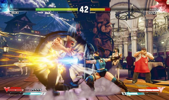"Street Fighter V's Ibuki Detailed, Capcom Says June Is Going to Be A ""Huge Month"""