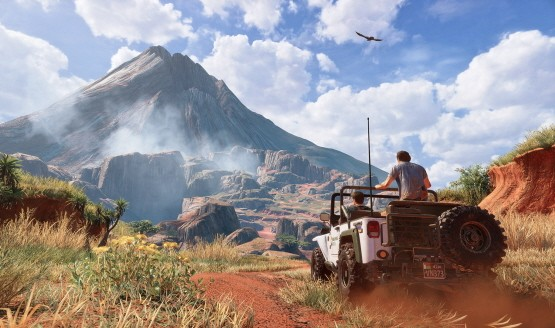 New Uncharted 4 Video Shows How Devs Brought Life and Depth to the Game's Graphics