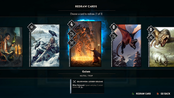 Gwent The Witcher Card Game Preview 4