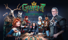 Gwent The Witcher Card Game Preview Header