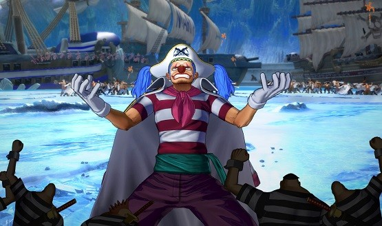 One Piece Burning Blood Review 01
