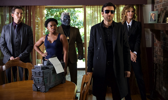 Powers Season 2 Review6