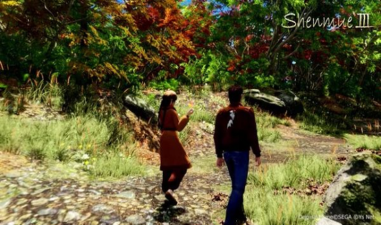 Shenmue I & II Director Returns for Shenmue III