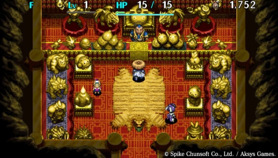 Shiren the Wanderer The Tower of Fortune and the Dice of Fate Review 00