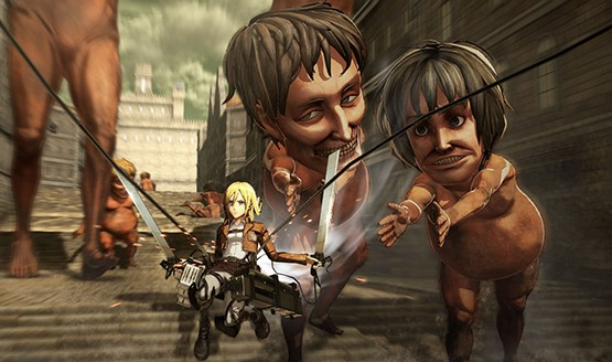 Attack on Titan multiplayer