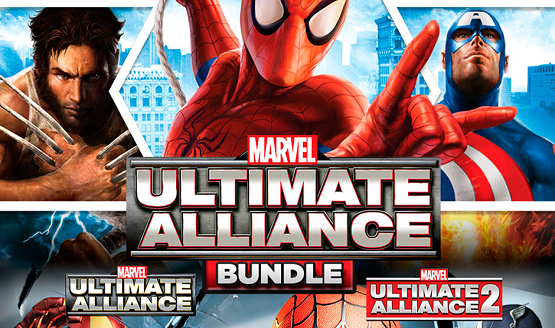 marvel ultimate alliance pack