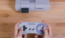 Super Nintendo wireless adapter