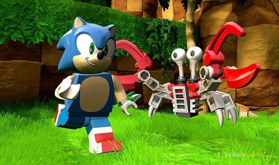 LEGO Dimensions Wave 7 Sonic