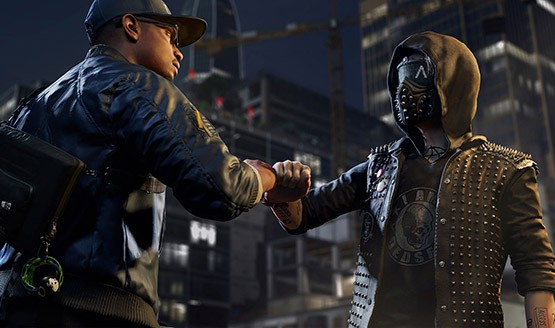 Watch Dogs 2 Co-op