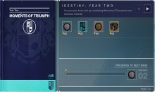 Destiny Year Two Moments of Triumph