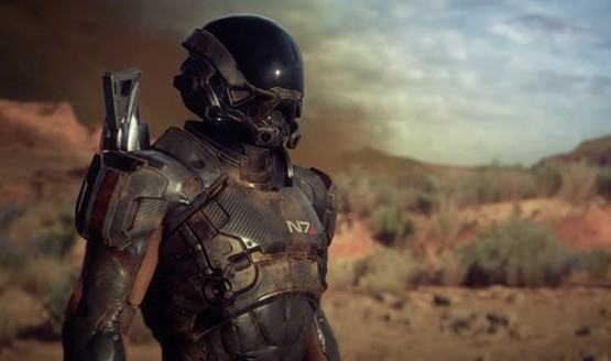Mass Effect Andromeda Gamescom