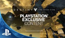 Destiny PS4 exclusive content