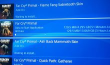 PS4 4.00 firmware beta