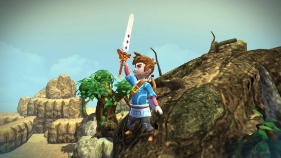 Oceanhorn Monster of Uncharted Seas PS4 Review